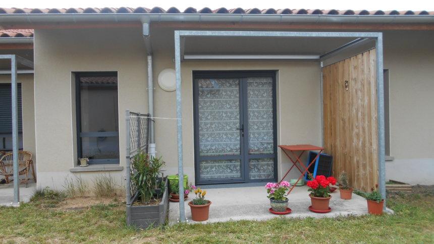 Terrasse privé